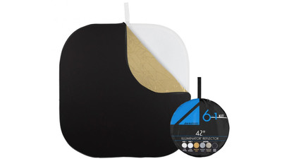 "Westcott Illuminator 6-in-1 Reflector Kit (42"")"