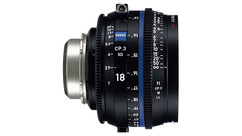 ZEISS CP.3 XD 18mm eXtended Data Compact Prime T2.9 - Imperial, PL Mount