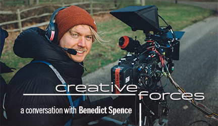 Creative Forces Online: Benedict Spence