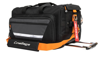 CineBags CB40 High Roller Camera Bag with Wheels