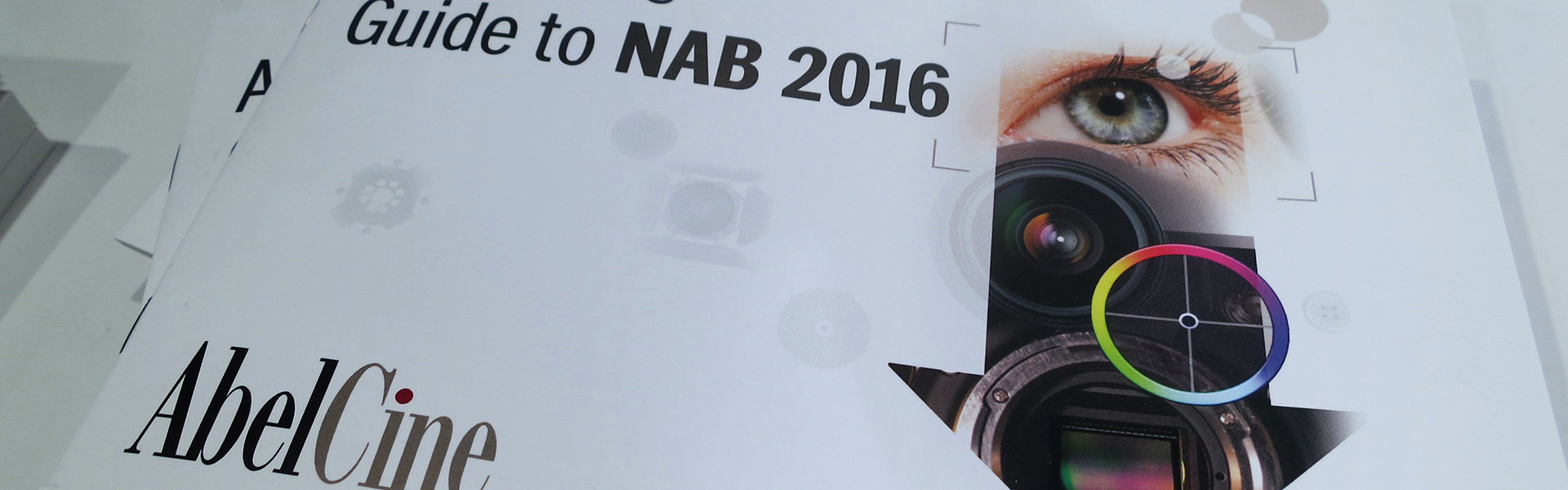 Header image for article NAB 2016 Tech Talks at the AbelCine Booth: Sony