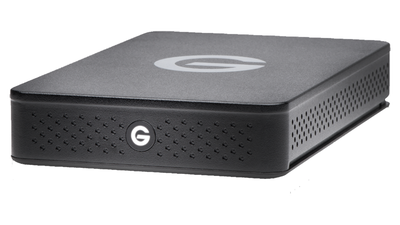 G-Technology G-DRIVE ev RaW (with Rugged Bumper) - 1TB