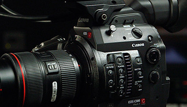 Intro image for article An In-Depth Tour of the Canon C300 Mark II