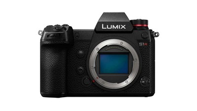 Panasonic LUMIX DC-S1R Mirrorless Digital Camera (Body Only) - Leica L Mount