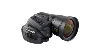 Fujinon 19-90mm Cabrio Compact Cinema Zoom T2.9 - PL Mount