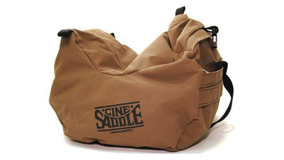 Cine Saddle Minisaddle with Mounting Kit