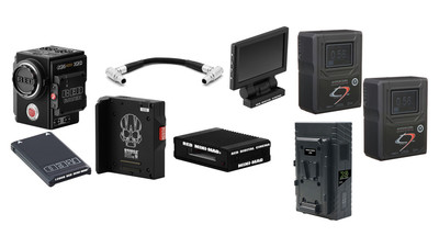 RED RAVEN Digital Cinema Camera Production Bundle