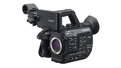 Sony PXW-FS5 II 4K XDCAM Super 35mm Compact Camcorder