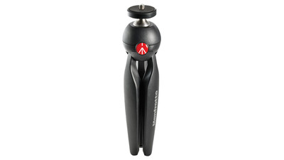 Manfrotto PIXI Mini Tripod - Black