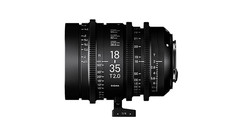 Sigma 18-35mm T2.0 Cine Zoom Lens - EF-Mount
