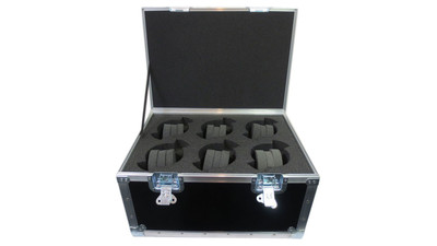 Innerspace 6-Hole Shipping Case for Sony CineAlta 4K Primes