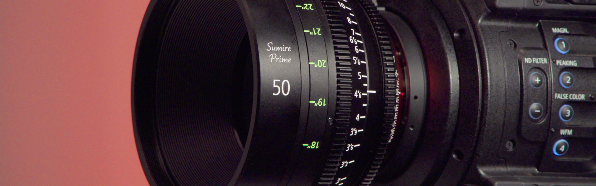 Header image for article First Look: Canon Sumire PL Prime Lenses