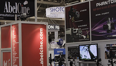 Intro image for article NAB '12: First Look Alphatron EVF