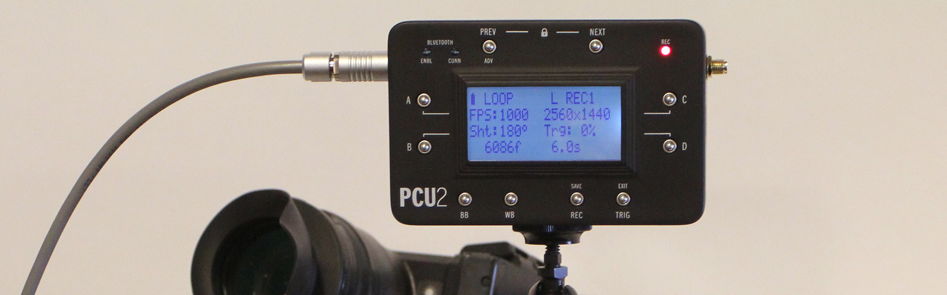 Header image for article PCU2 / PCU2+ Manual and Firmware