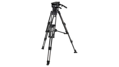 Miller 2060 Skyline 70 HD 2-Stage Carbon Fiber Tripod System - 150mm Ball