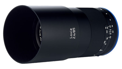 ZEISS Loxia 85mm f/2.4 Sonnar Lens for Sony E Mount