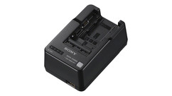 Sony BC-QM1 Power Adapter & Battery Charger