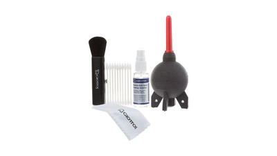 Giottos Large Cleaning Kit with Small Rocket Blaster