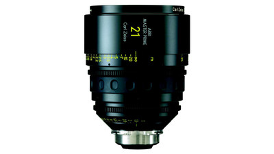 ARRI / ZEISS 21mm Master Prime LDS T1.3 - PL Mount