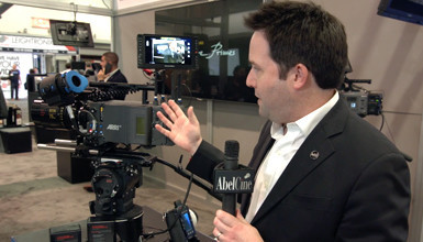 Intro image for article NAB 2018: ARRI ALEXA LF Updates