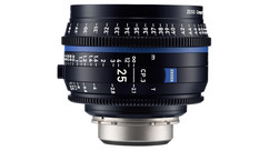 ZEISS CP.3 25mm Compact Prime T2.1 - Imperial, PL Mount