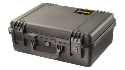 Pelican iM2400 Storm Case without Foam - Black