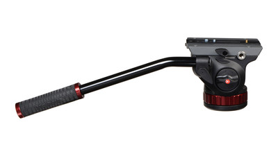 Manfrotto 502HD Pro Video Fluid Head with Flat Base