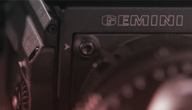 Intro image for article At the Bench: The Versatility of the RED GEMINI Camera