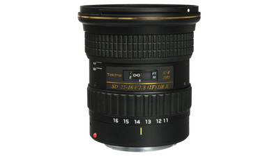 Tokina 11-16mm f/2.8 AT-X 116 Pro DX-II Ultra-Wide AF Zoom - EF-S Mount