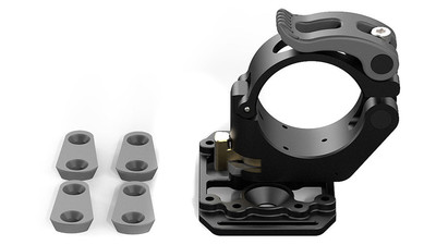 Freefly Systems MoVI Pro Pop-N-Lock 30mm Quick Release Mounting Plate
