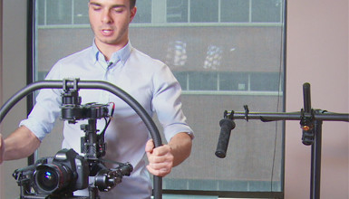 Intro image for article At the Bench: New Freefly Systems MōVI Accessories