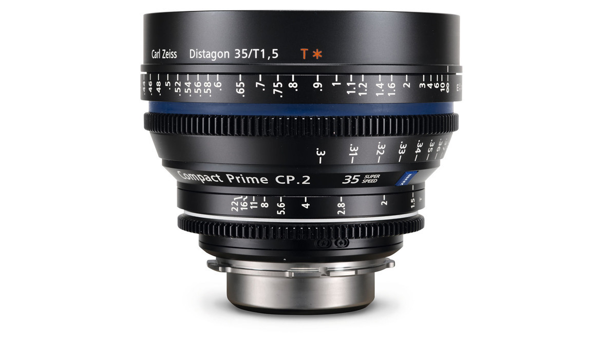 ZEISS 35mm T15 CP2 T Super Speed Compact Prime