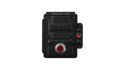 RED DSMC2 Camera BRAIN with GEMINI 5K S35 Sensor - No Mount
