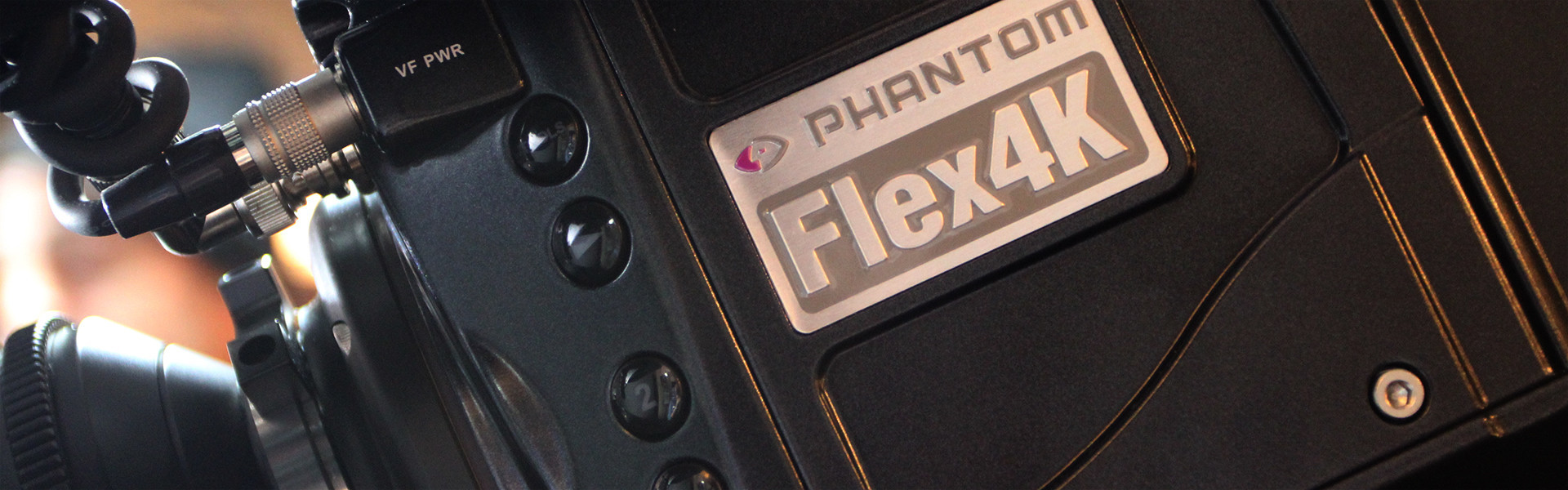 Header image for article Phantom Flex4K FAQs