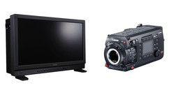 Canon Cinema EOS C700 Camera and DP-V2420 4K Reference Display Bundle