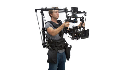 Cinema Devices AntigravityCam Vest-Mounted Camera Suspension & Stabilization System