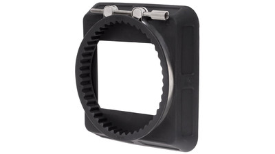 "Wooden Camera Zip Box - 4"" x 4"" (90-95mm Clamp-On Adapter)"