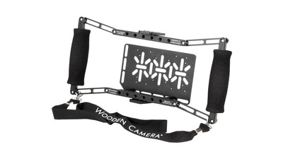 Wooden Camera Director's Monitor Cage