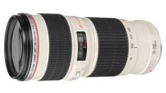 Canon 70-200mm f/4 L-series USM Telephoto Zoom Lens - EF Mount