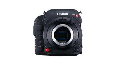 Canon EOS C700 Camera with Production Accessory Kit - EF Mount