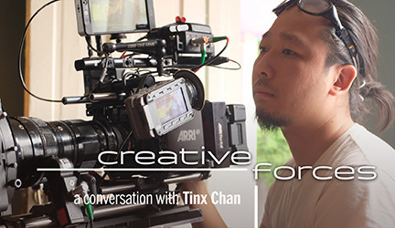 Creative Forces Online: Tinx Chan