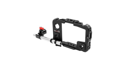 SHAPE Cage for ATOMOS Shinobi Monitor with 15mm LWS Swivel Rod Clamp