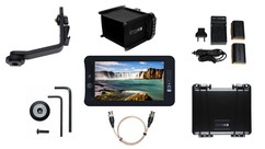 SmallHD 502 Bright Black Friday Bundle with 502 Bright On-Camera Monitor