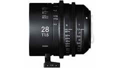 Sigma 28mm T1.5 FF High Speed Prime - Imperial, PL Mount