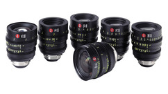 Leica Thalia (24, 30, 35, 45, 55, 70, 100, 120, 180mm) Prime Set - PL mount