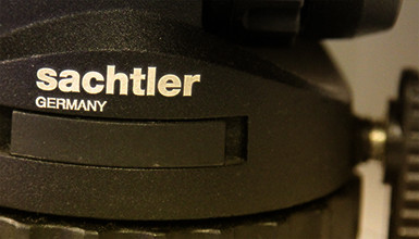 Intro image for article At the Bench: Exploring the Sachtler V18 & V20 Fluid Tripod Systems