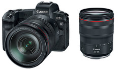 Canon EOS R Mirrorless Camera with RF 24-105mm Lens Kit