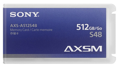 Sony AXSM (A Series) 4.8 Gbps Memory Card - 512GB