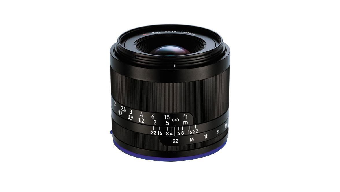 ZEISS Loxia 35mm f/2 Moderate Wide Angle Lens for Sony E Mount