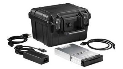 CRU DCP Kit 3 DataPort Digital Case with MoveDock Carrier, Adapter, USB 3.0 and eSATA Cable